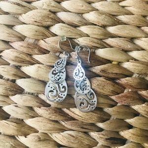 NWOT Silpada Sterling Silver Earrings